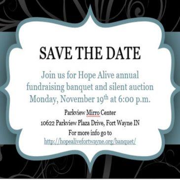 2018 Fundraising Banquet